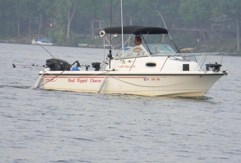 Finger Lakes Fishing Charters