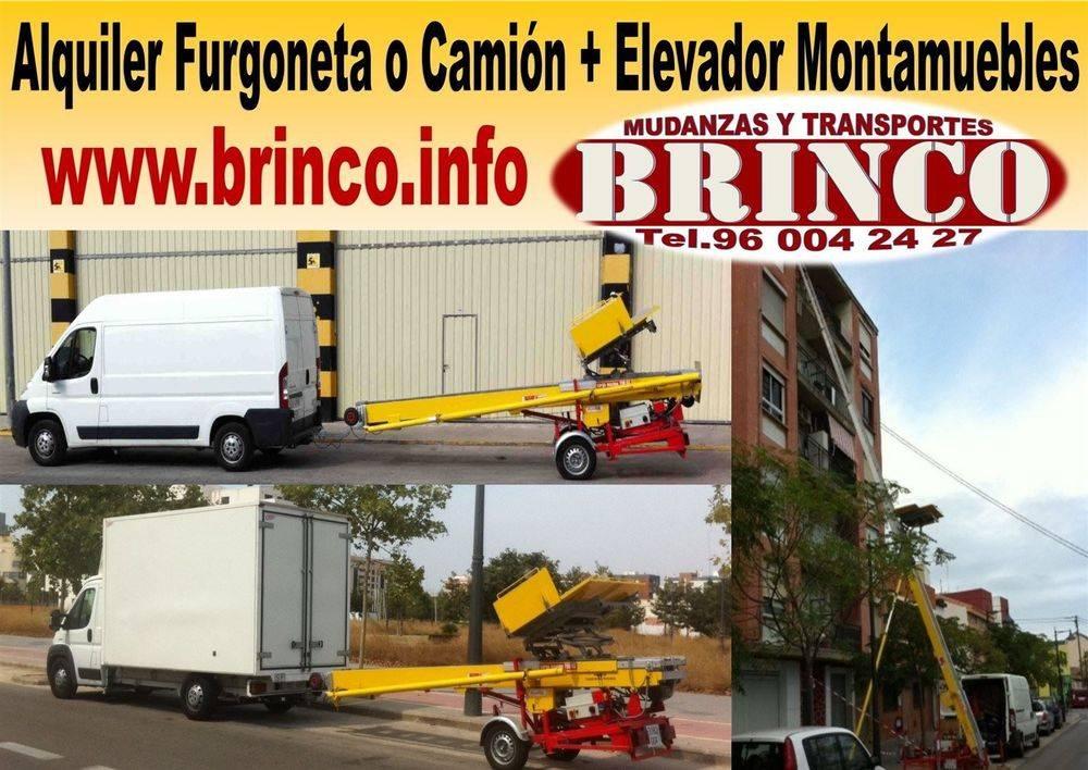 Mudanzas Low-cost, www.brinco.info, 657209261, Mudanzas Economicas Valencia, Transportes Urgentes, mudanzas baratas valencia