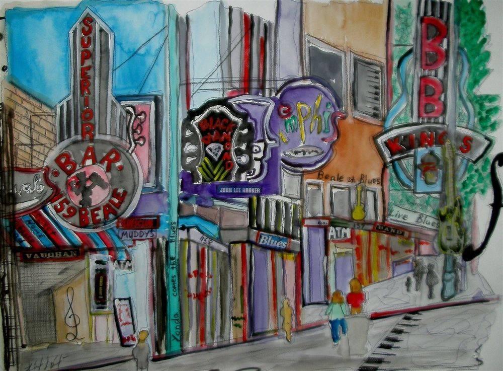 Beale street : Jazz