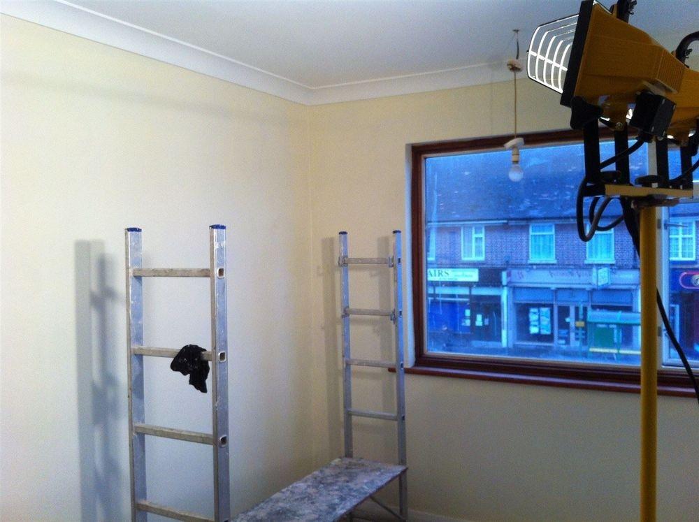 PJW Property Maintenance, Carpentry