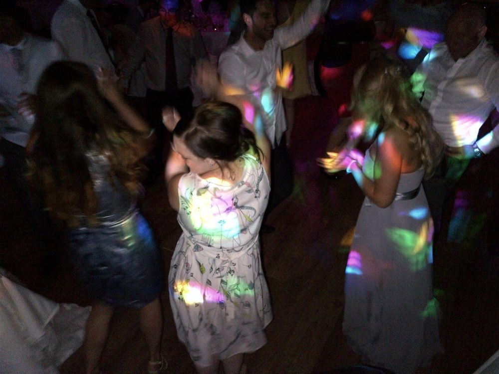 Guest on the dance floor at a Wedding Reception at Hurlston Hall, OrmskirkParty, Mobile Disco, Southport, DJ, Wedding, Karaoke, Birthday, Race Night, Event, Glynn Tee