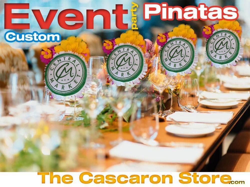 event custom mini pinatas