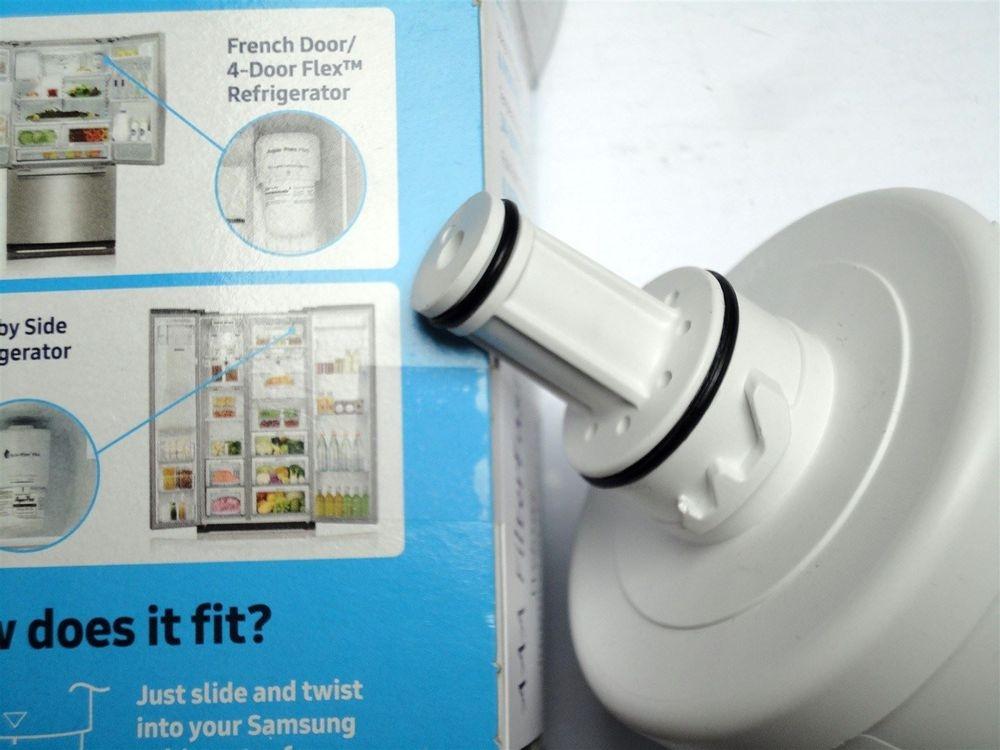 Samsung Aqua-Pure Plus DA29-00003G fridge water filter cartridges - sold at AAA FilterFast