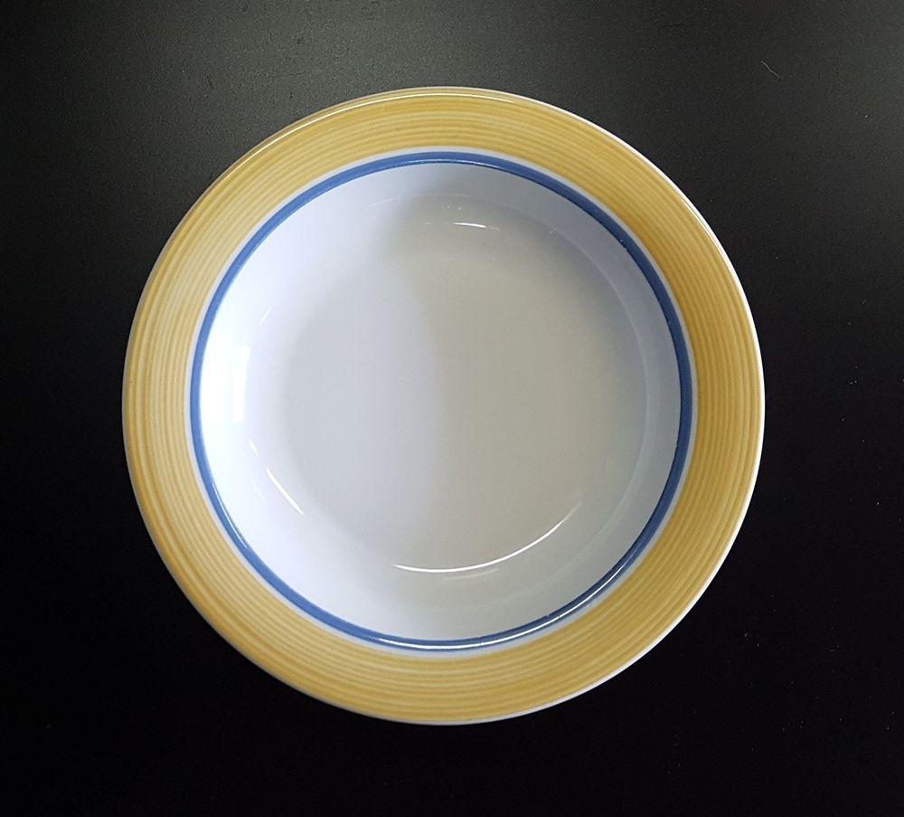 Pasta Teller 22.5 cm 3.5 cm hoch - Fr. 0.50 pro / St.