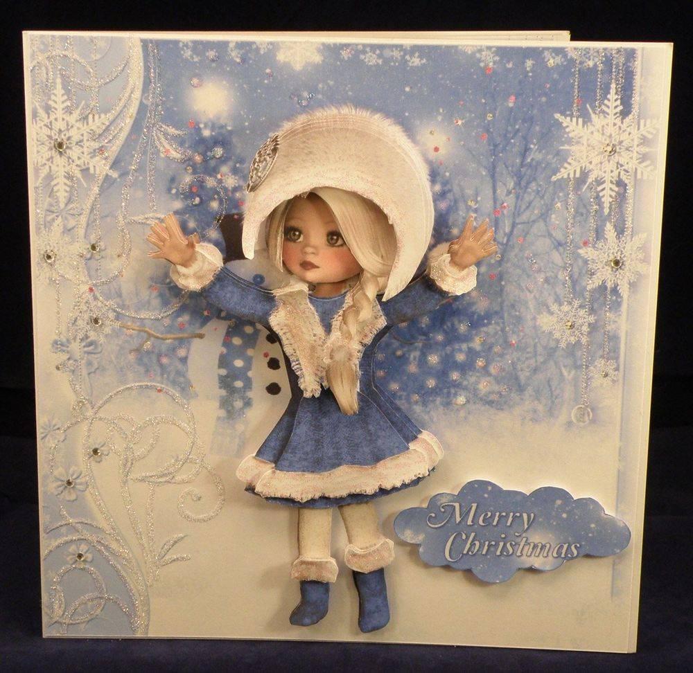 Sweet Little Frozen Elsa