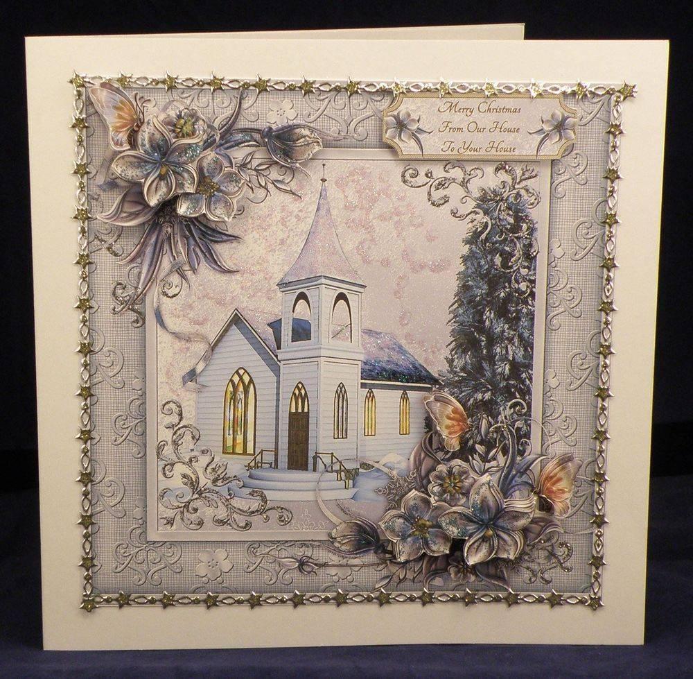 Christmas Church & Winter Florals