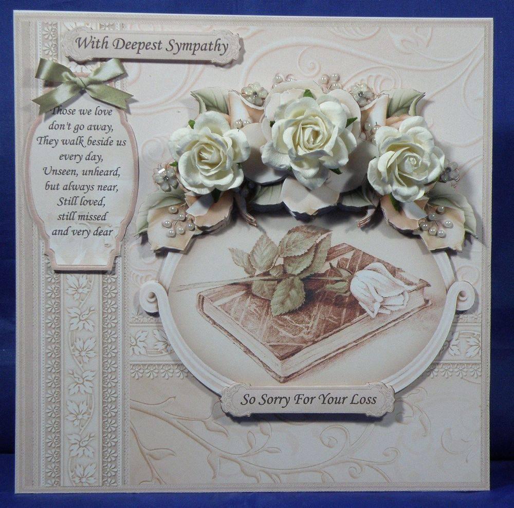 Sympathy Bible & Rose