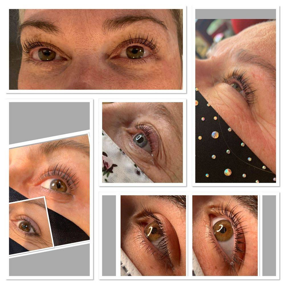 lash lift results . lash lift is perfect for all ages