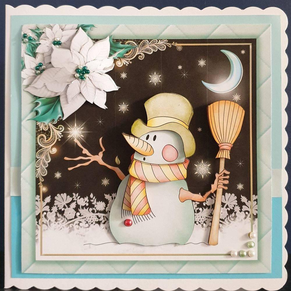 Snowmen fall from Heaven