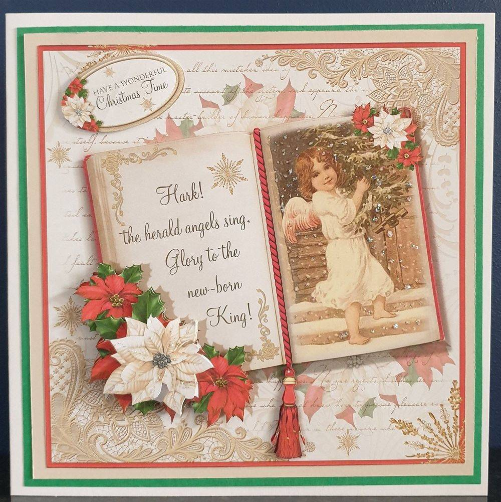 Hark the Herald Angels Sing - Christmas Book