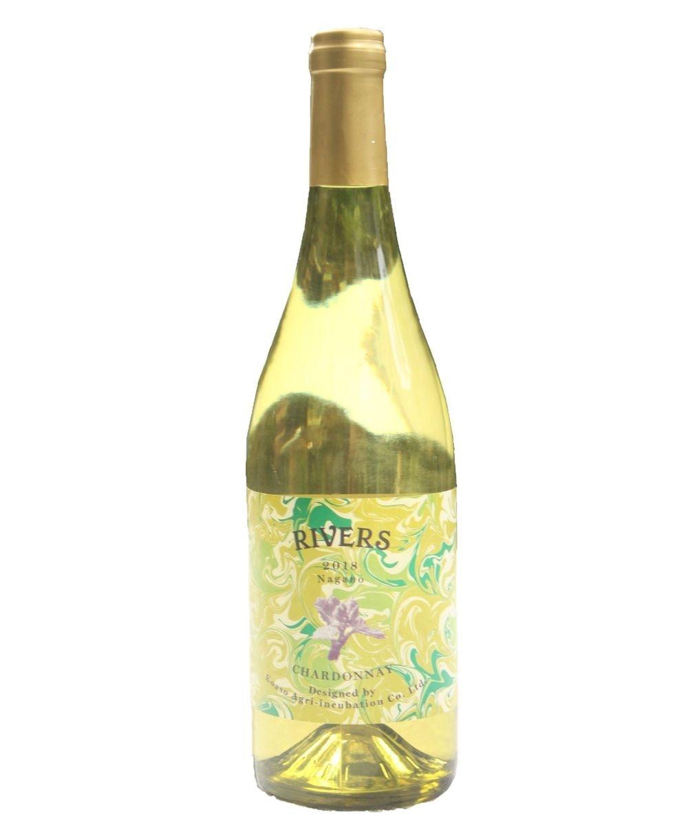 有機栽培葡萄 自社農園栽培葡萄100%使用 日本ワイン Nagano Wine Vineyard Chardonnay  Organic