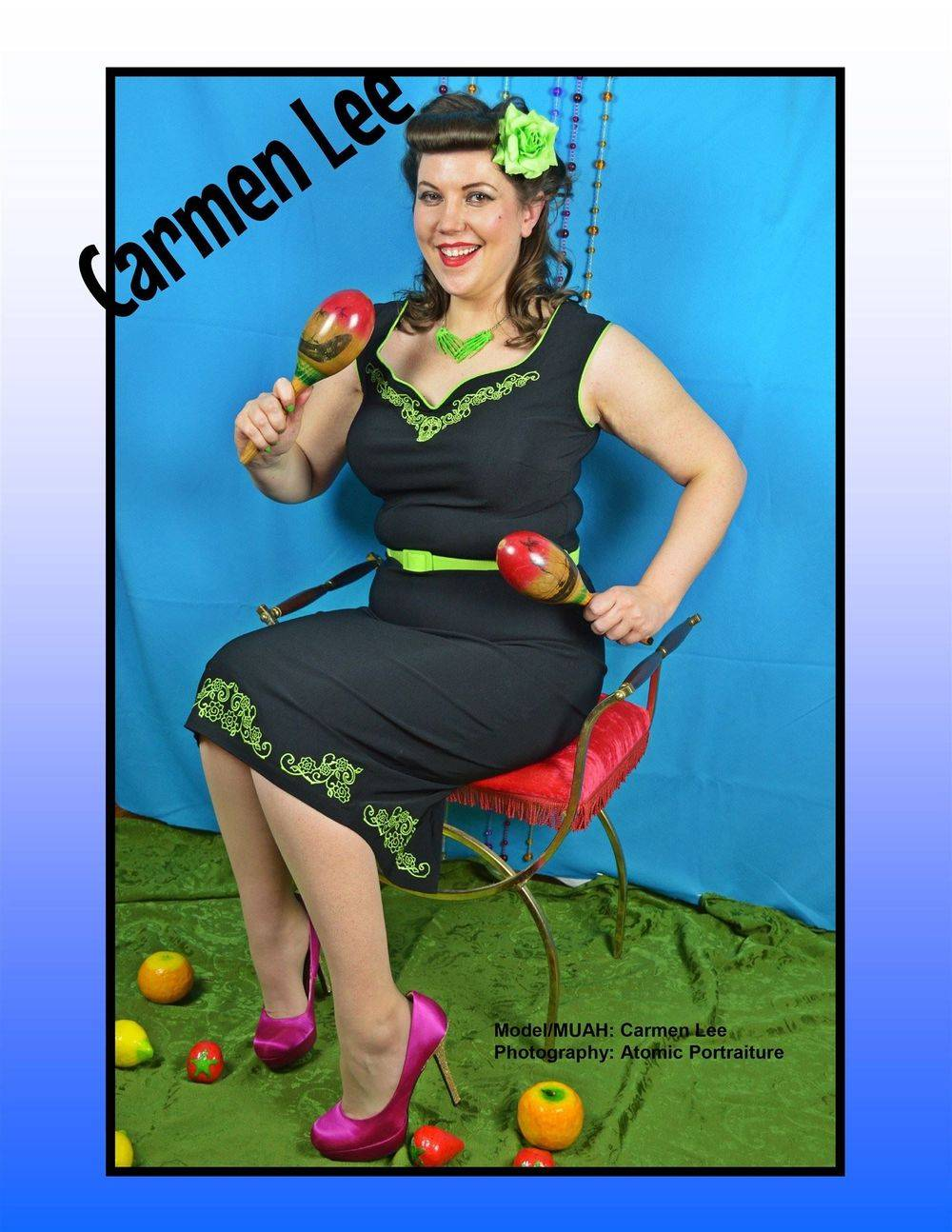 Lush Kittens Pinup Magazine Curvaceous Kittens Issue