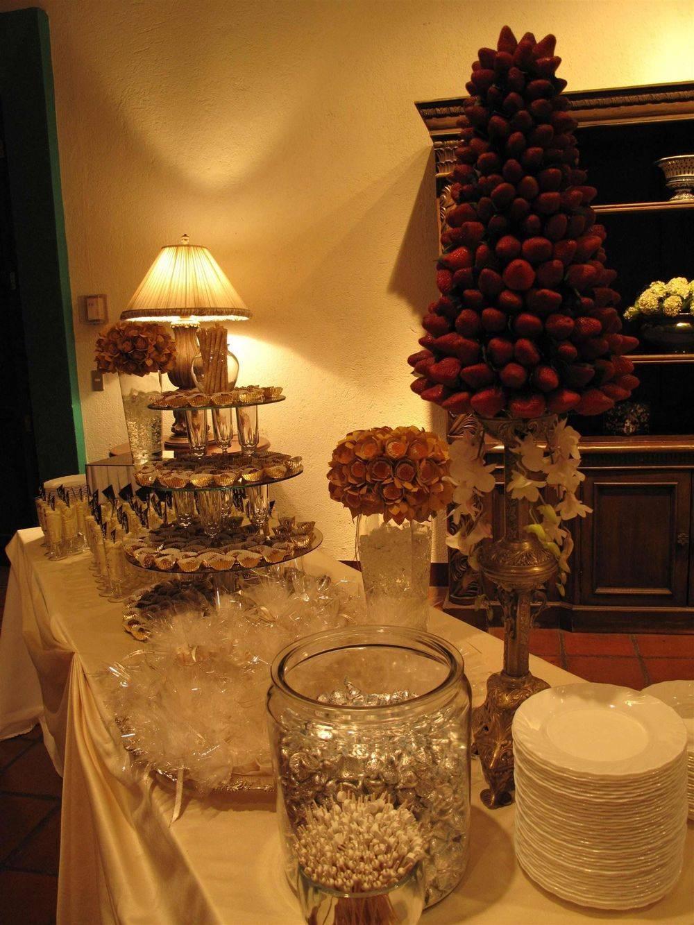 Dessert Bar Nicaragua Wedding - www.WeddingsNicaragua.com