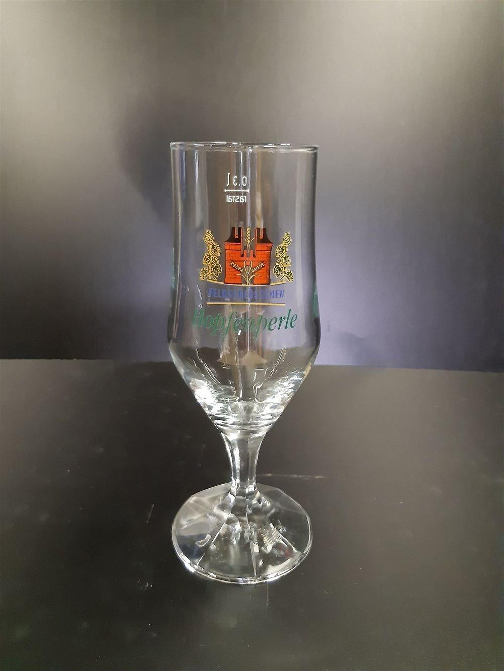 Hopfenperle Glas 0.3 l DOC - Fr. 0.60 pro / St.