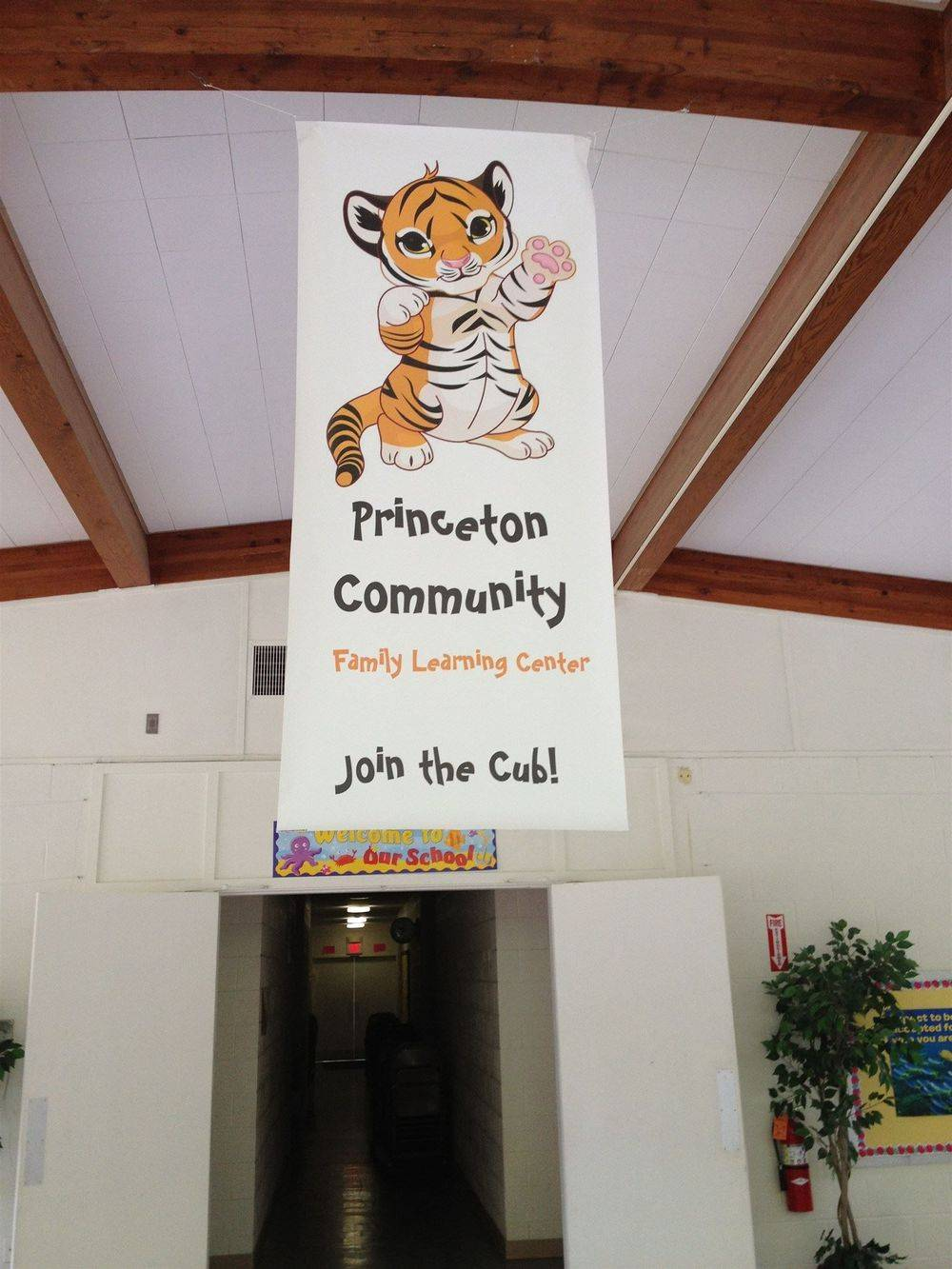 The Cub School's Rainbow Room
