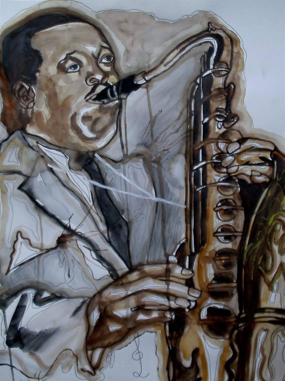 Lester Young : Jazz