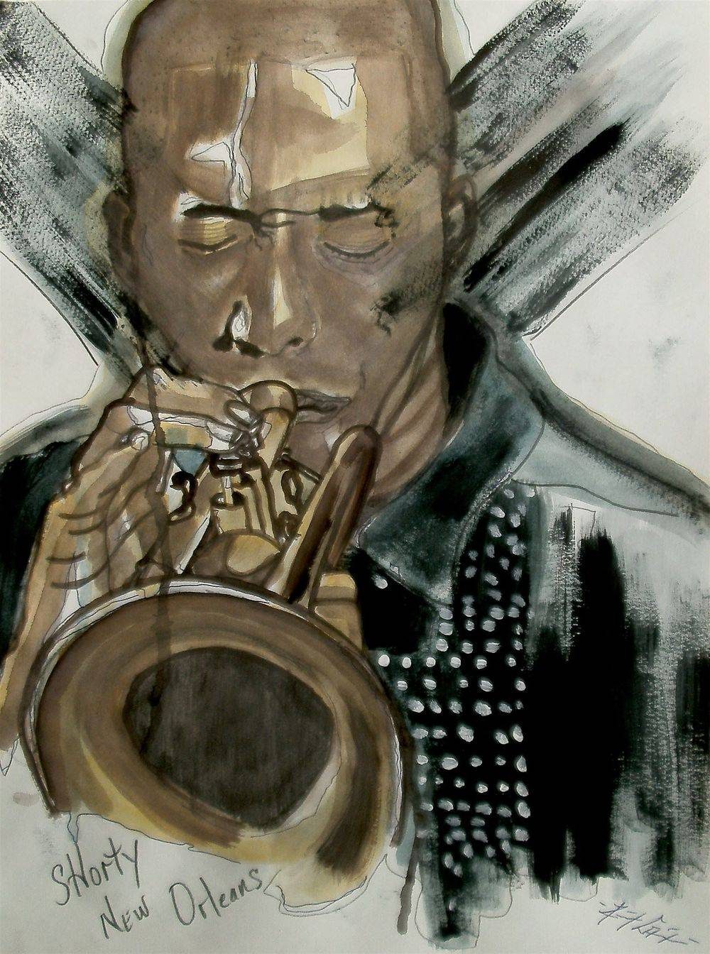 Shorty : Trombone Shorty