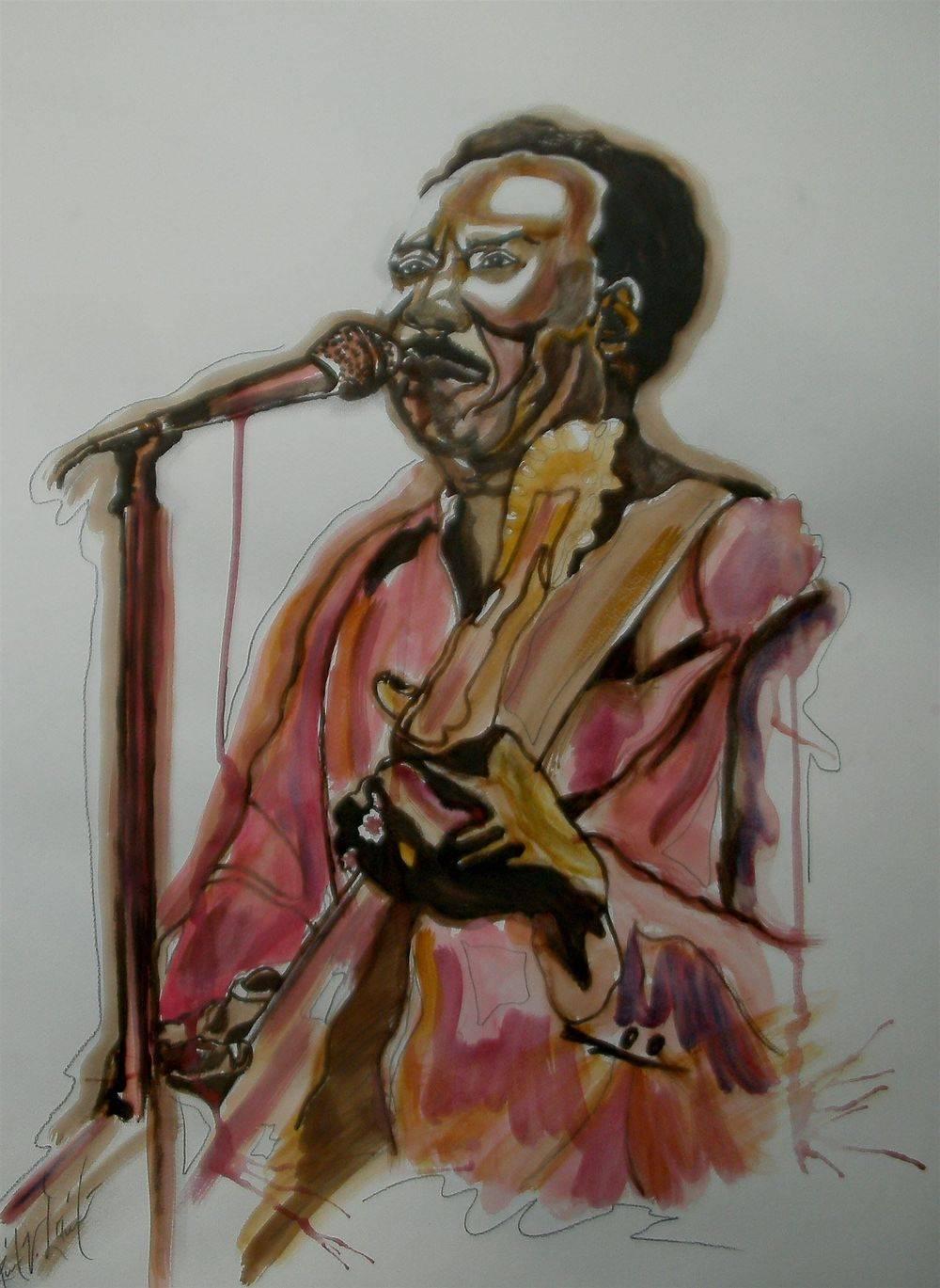 Muddy : Muddy Waters, Jazz