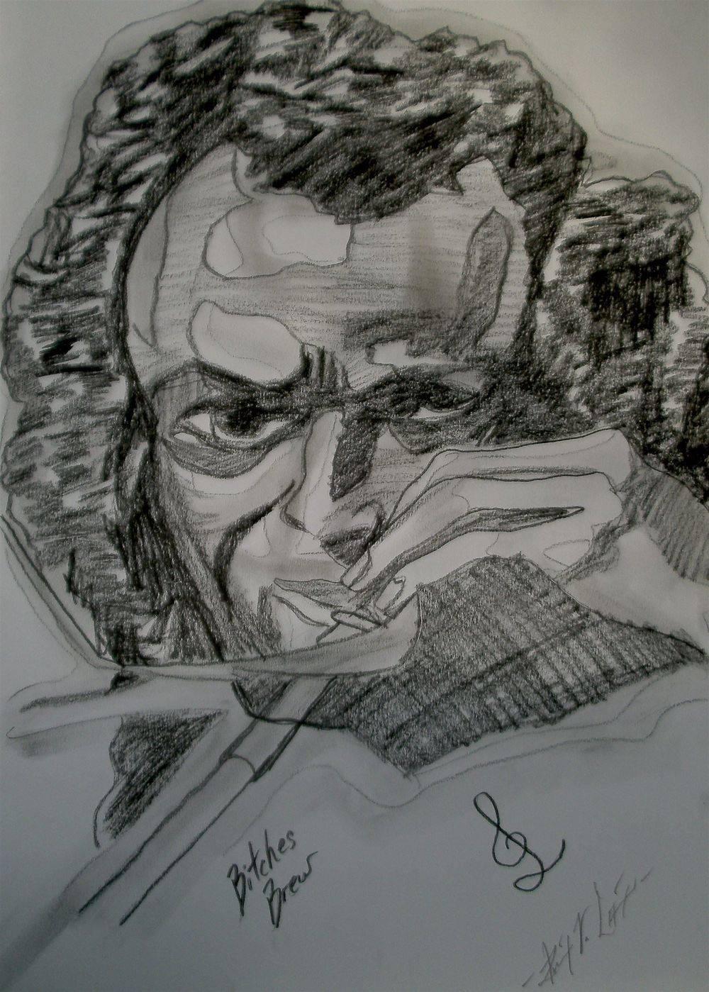 Miles Davis : Jazz trumpet