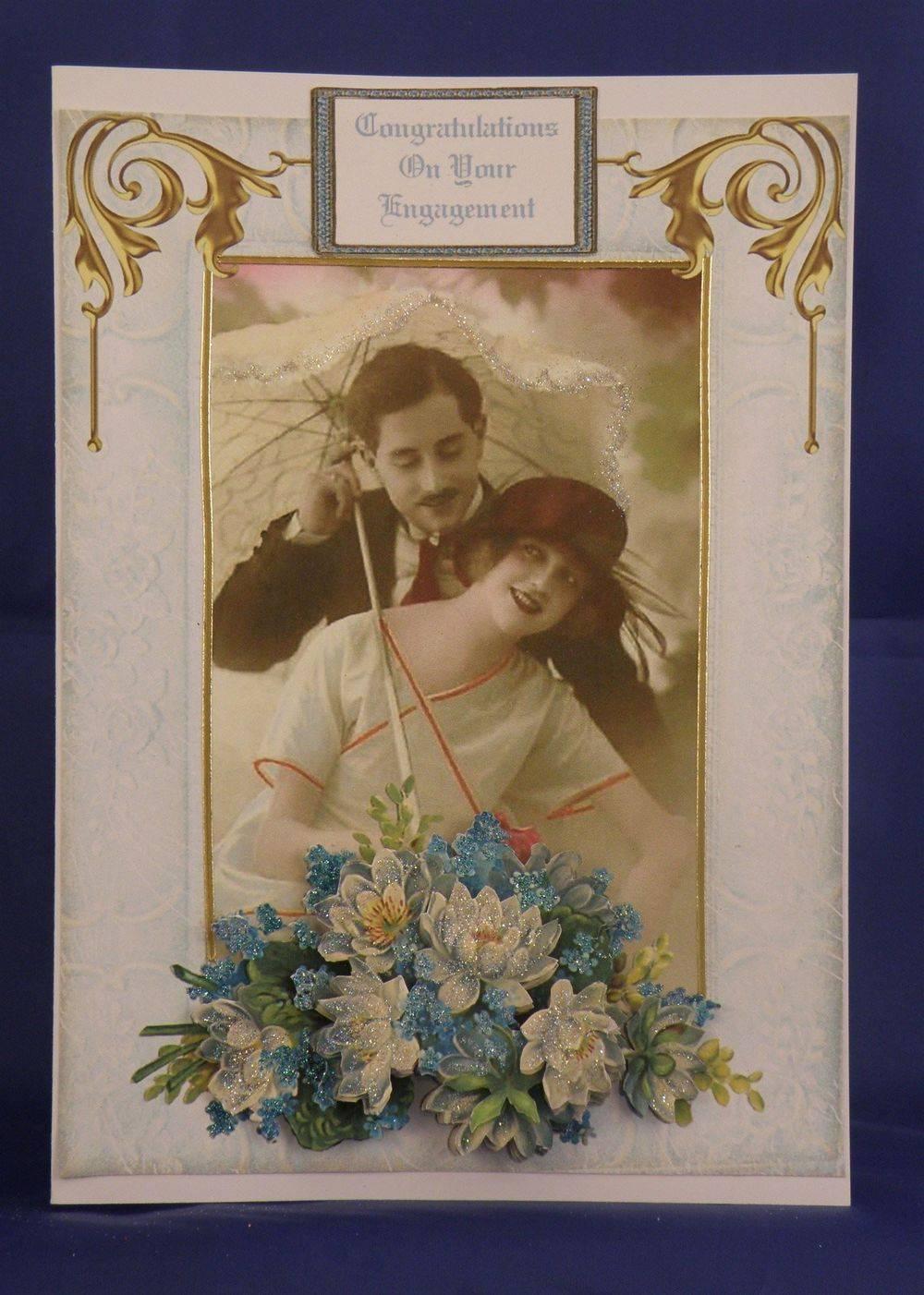 The Romance - vintage couple