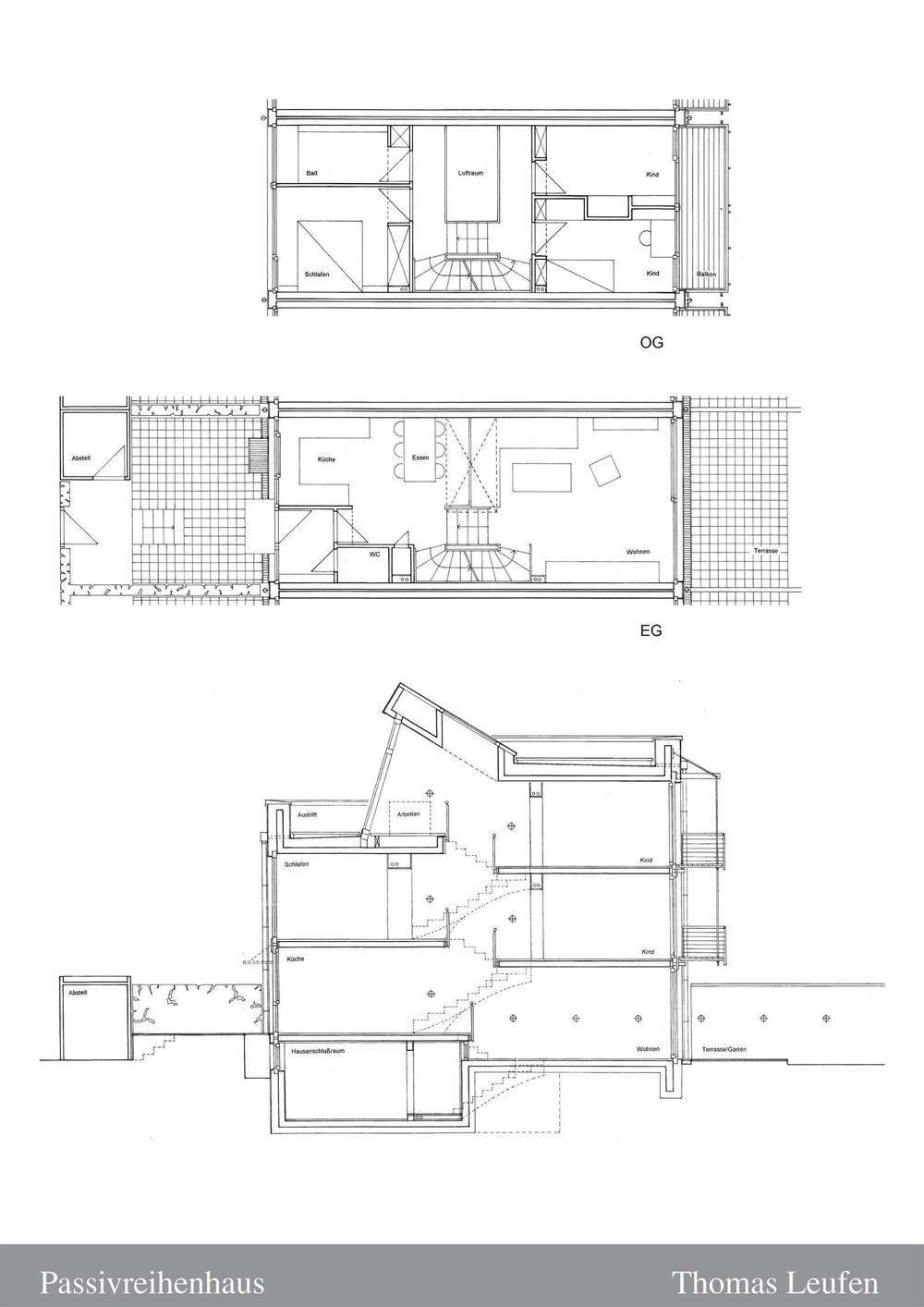 maison passive passivhaus tom thomas leufen architekt architecte luxemburg luxembourg