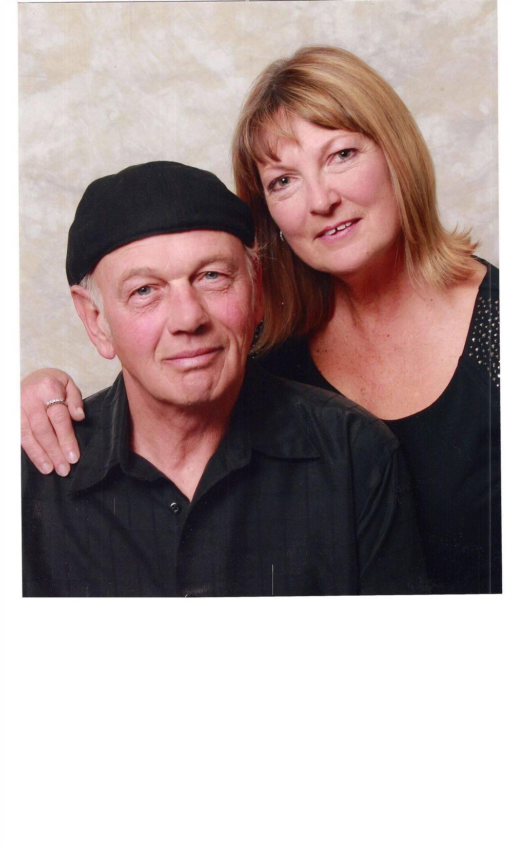 Owners / Artisans, Allen and Nancy Youtzy