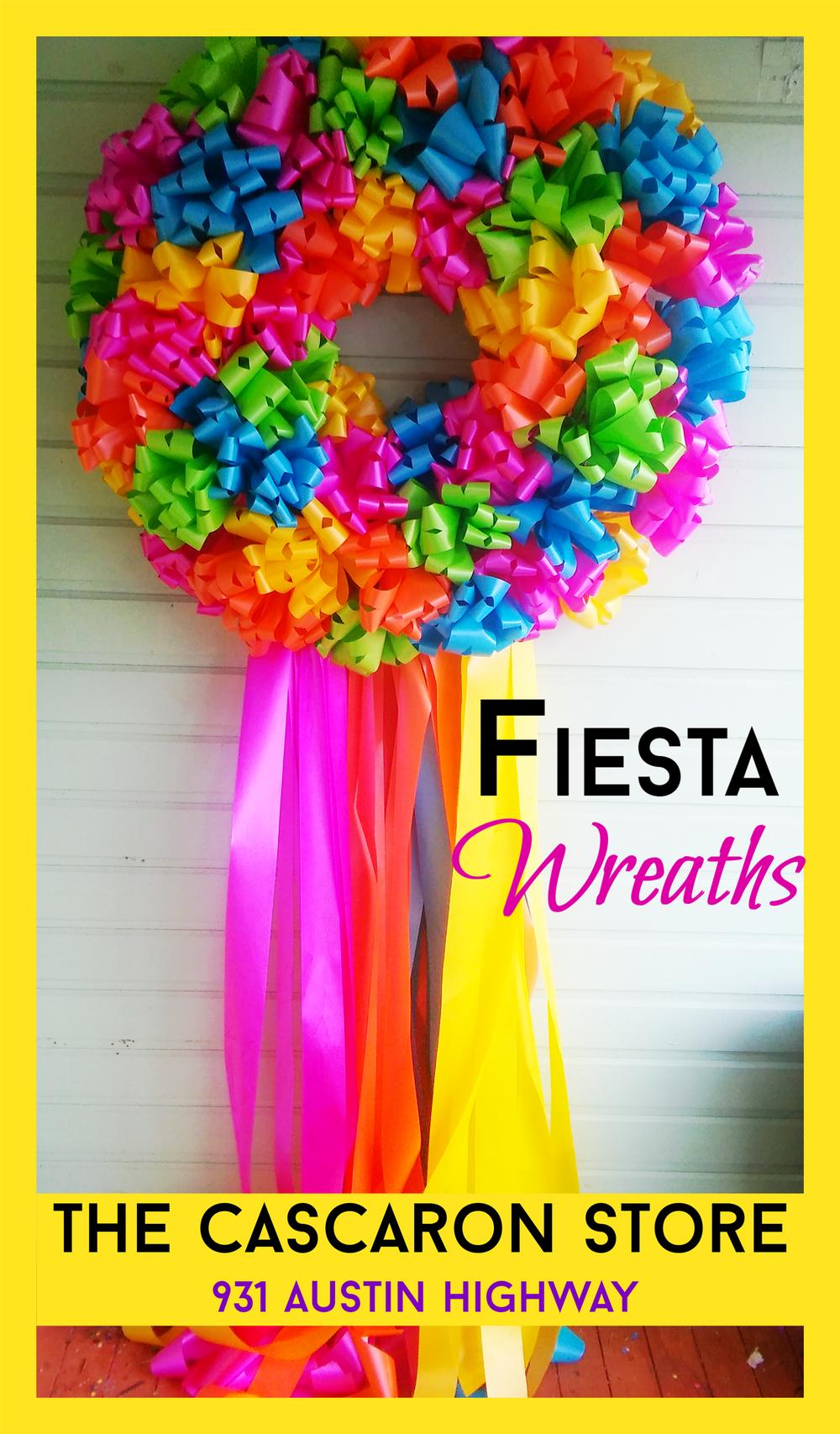 Fiesta Wreath San Antonio