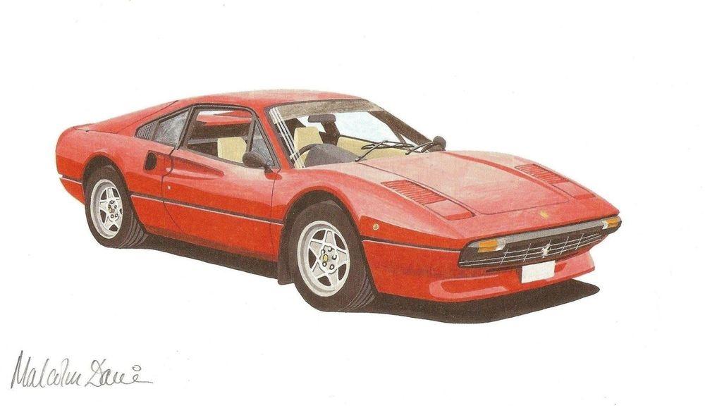 Ferrari 308 GTB Qv : Last few Remaining