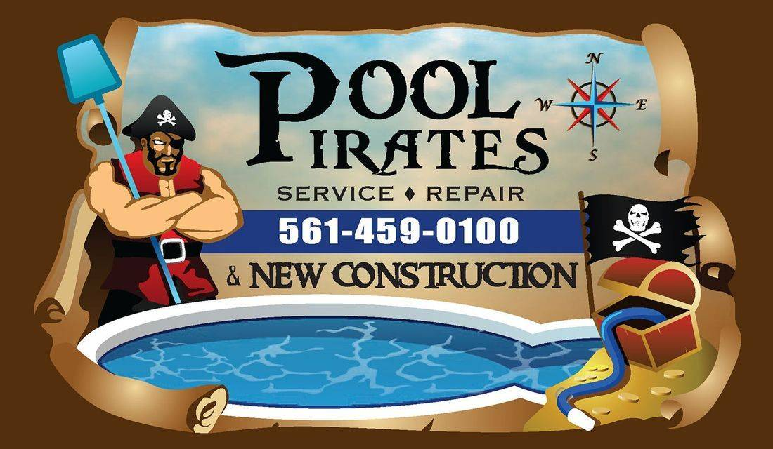 Pool Pirates,Service, Repair & New Construction