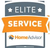 HomeAdvisor Elite Service Emblem