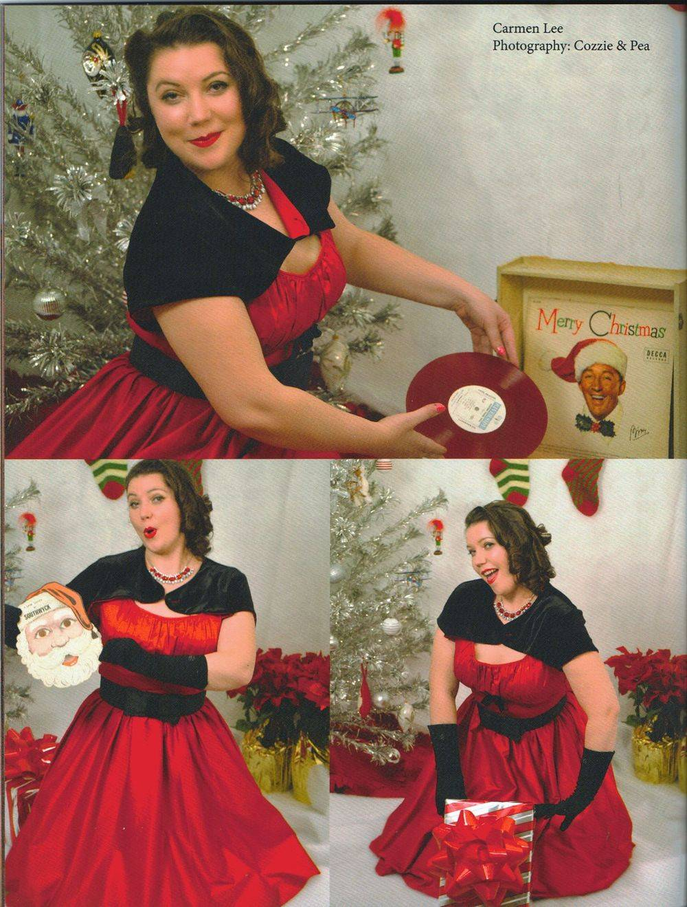 Drive In Magazine Holiday Issue Dec 2012