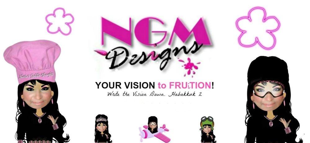 NGM DESIGNS WEBSITE BANNER