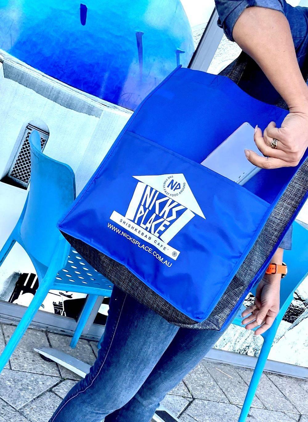 Nicks Place Free Tote Bag