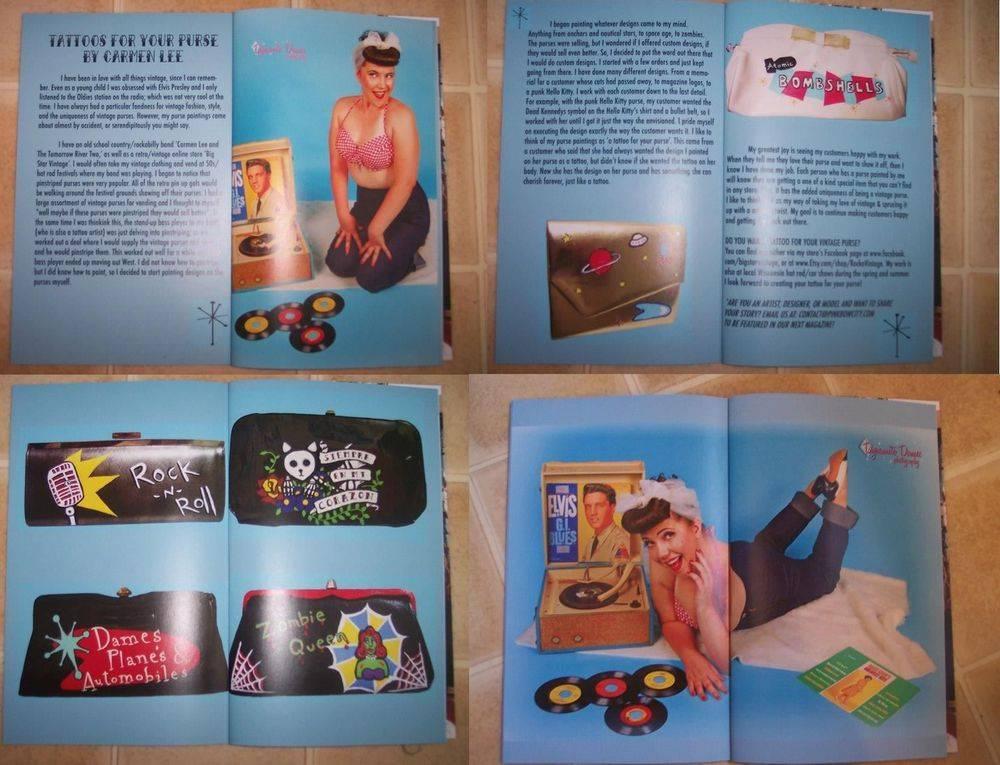 Pink Bow City Magazine April 2013
