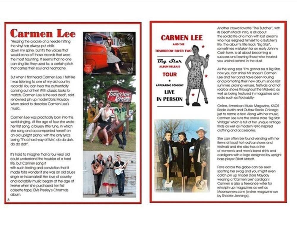 International Talent Magazine April 2013