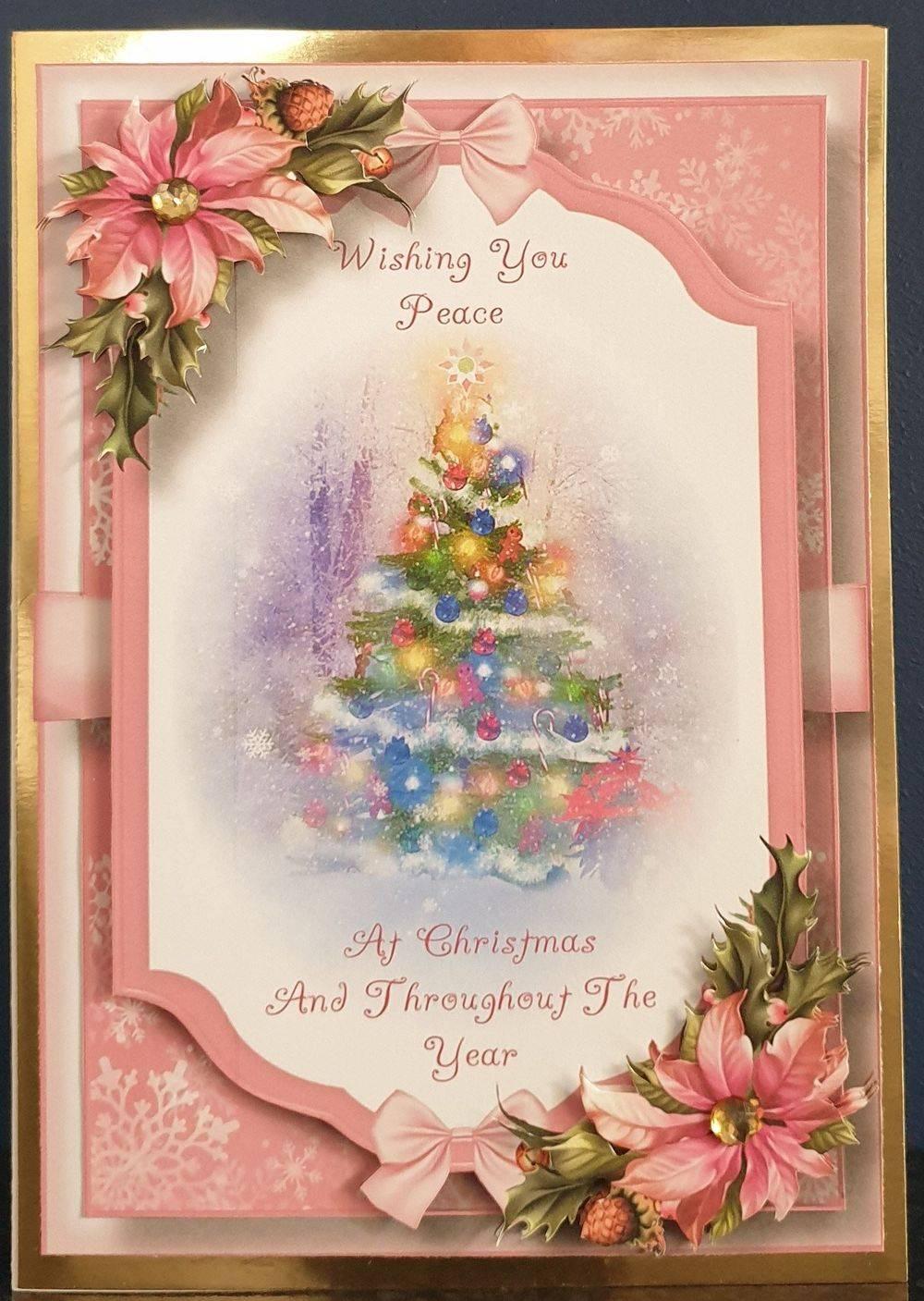 The Christmas Tree - Beautiful Christmas Scene
