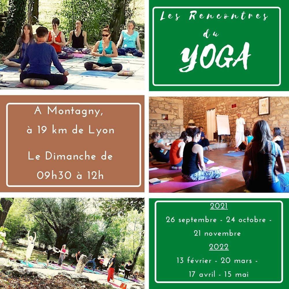 >Yoga, Stage de yoga, Yoga Lyon, Rencontre du yoga