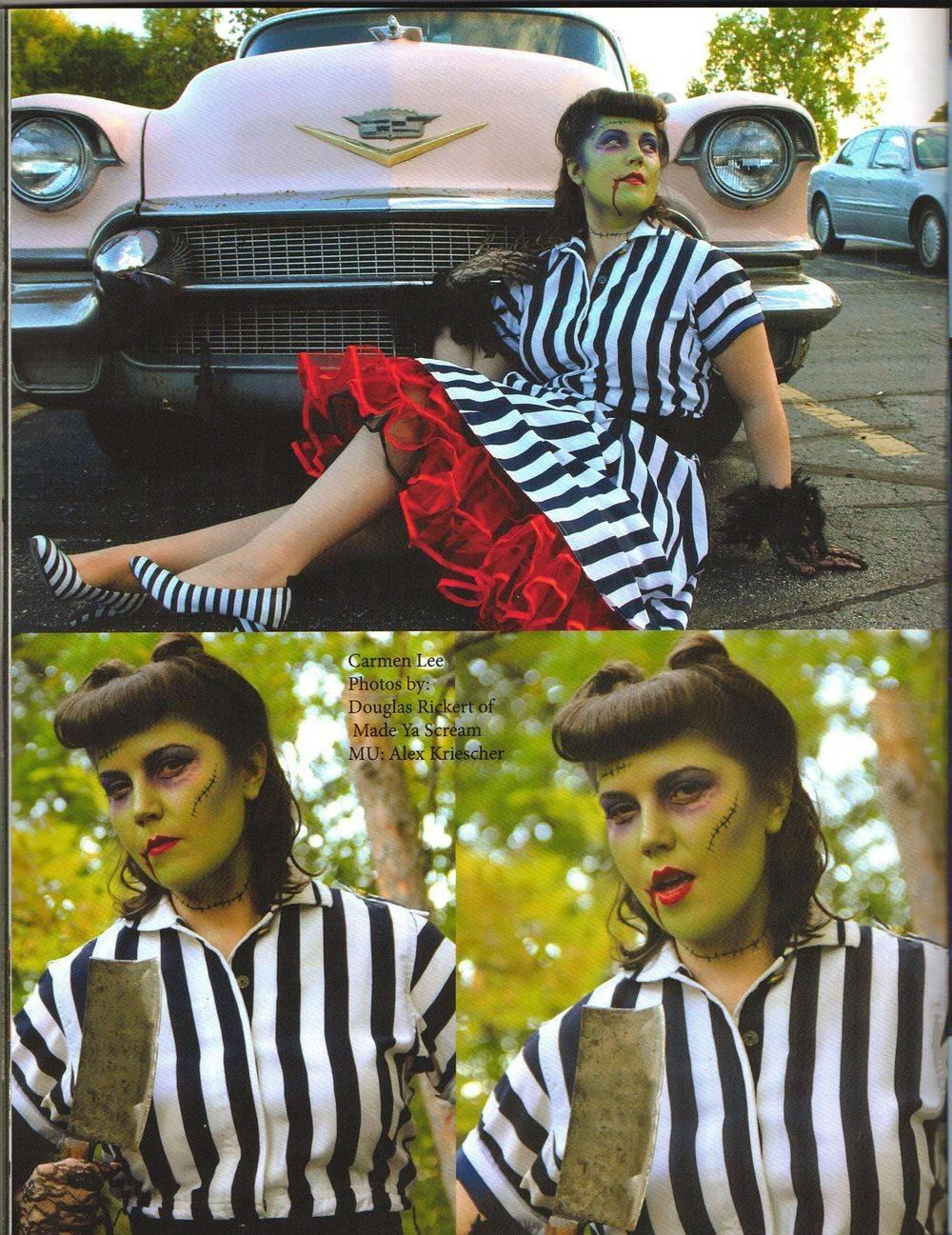 Drive-In Magazine Halloween Issue 2012
