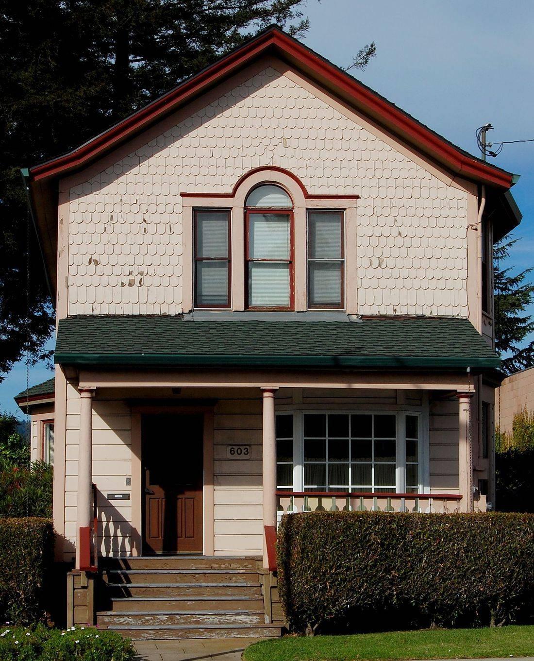 haunted house, soquel ave, haunted santa cruz