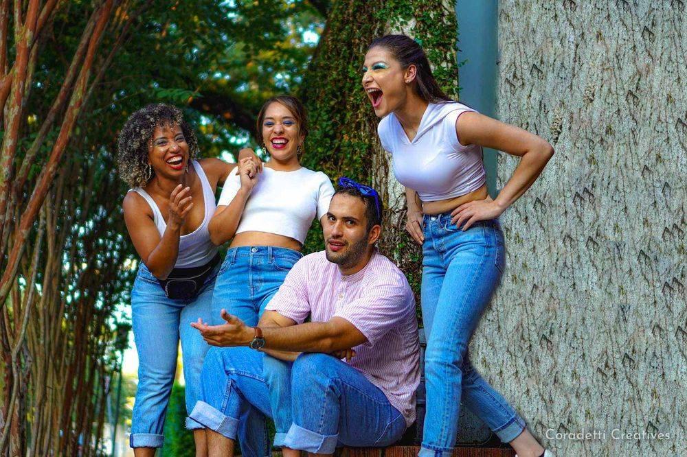 Coradetti Creatives - Scene Photography - Clauda Balanta - Karen Garcia - Eddy Silva - Kathleen Navarro - Houston - Texas