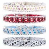 sparkly puppy collar