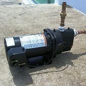 Bombas de agua para sistema de cisterna Puerto Rico