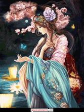 goddess Warrior 1