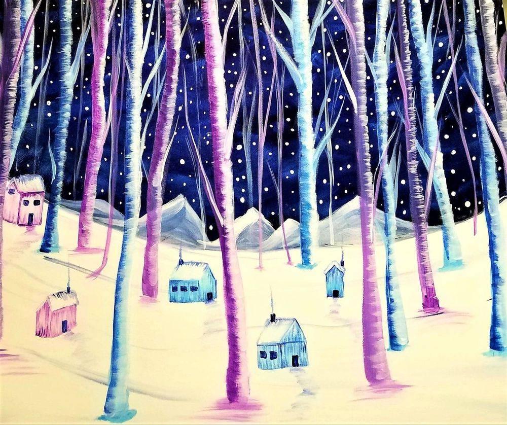 Snowy Homestead