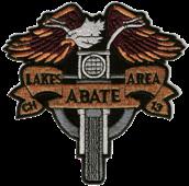 Abate logo Copperhead Run Rally Oklahoma Motorcycle Rally