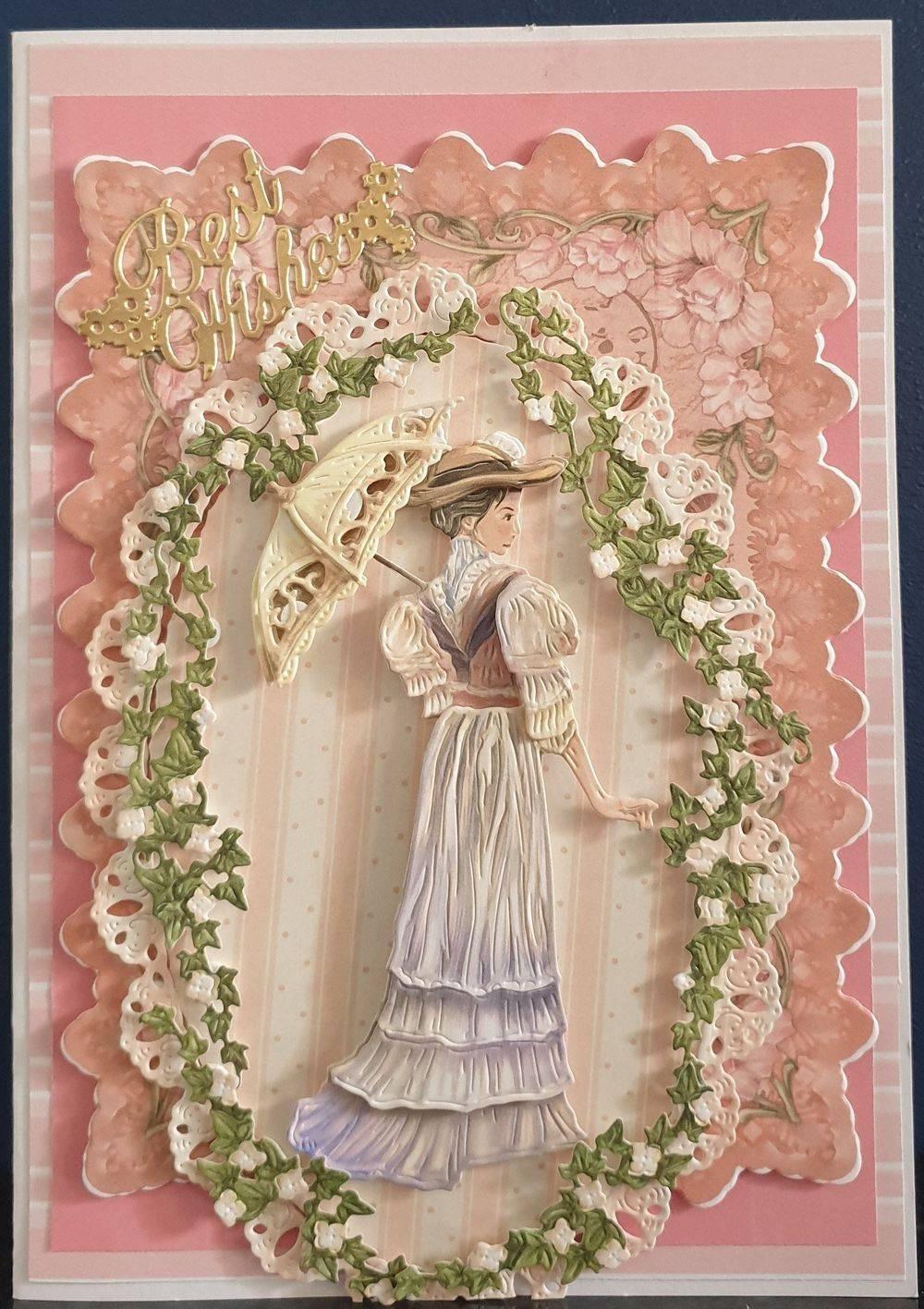 Picture Postcard Madam Rose (1)