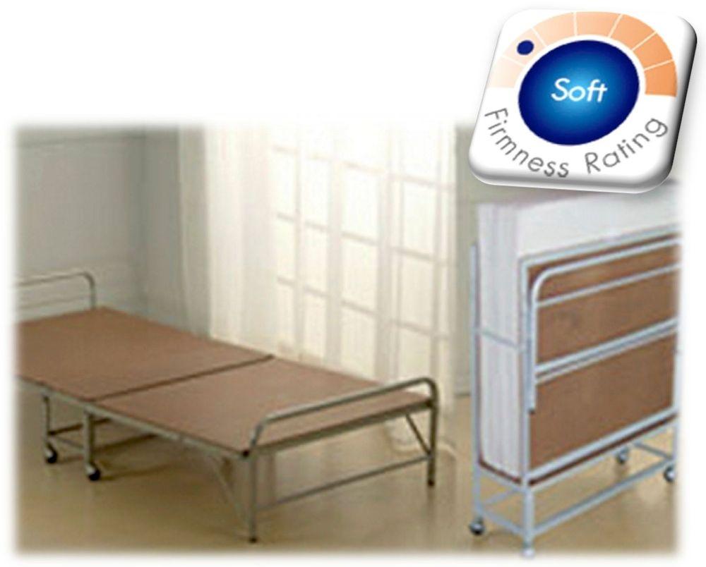 Folding Rollaway Bed with foam mattress