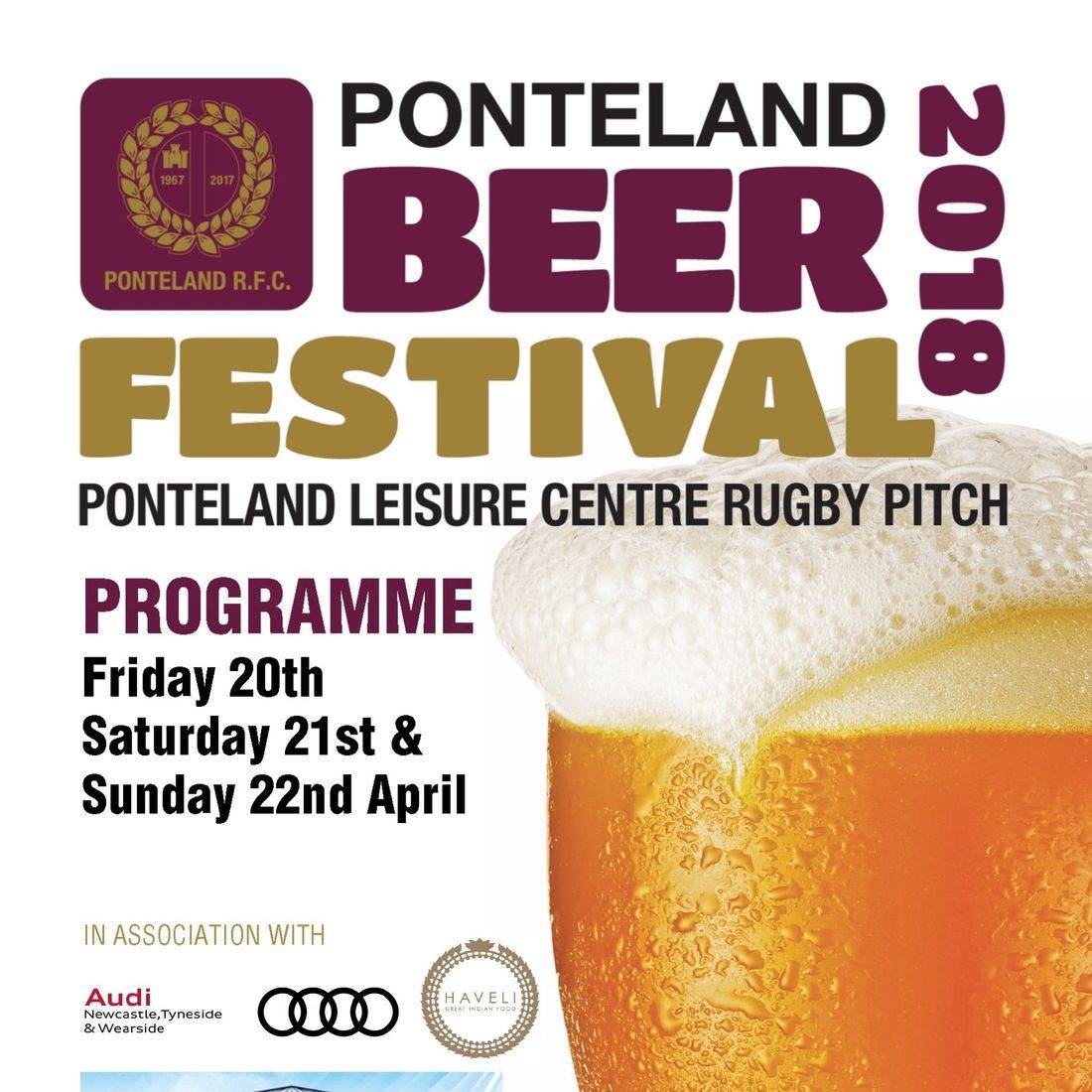 #HeadlineMarketing #YourMarketingManager #PontBeerFest