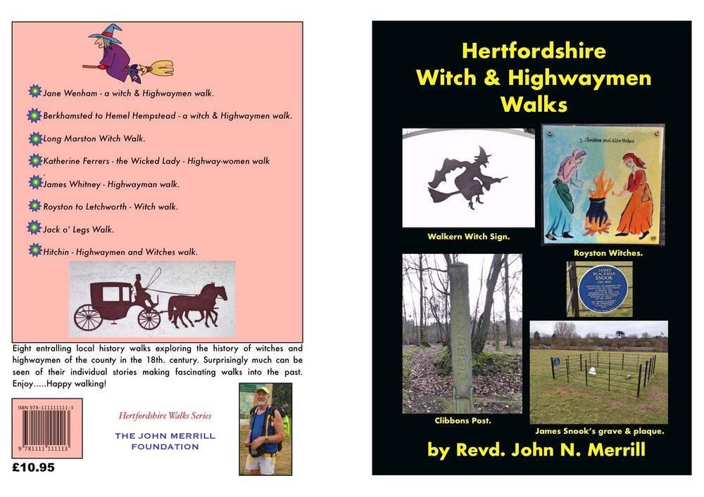 HERTFORDSHIRE WITCH & HIGHWAYMEN WALKS