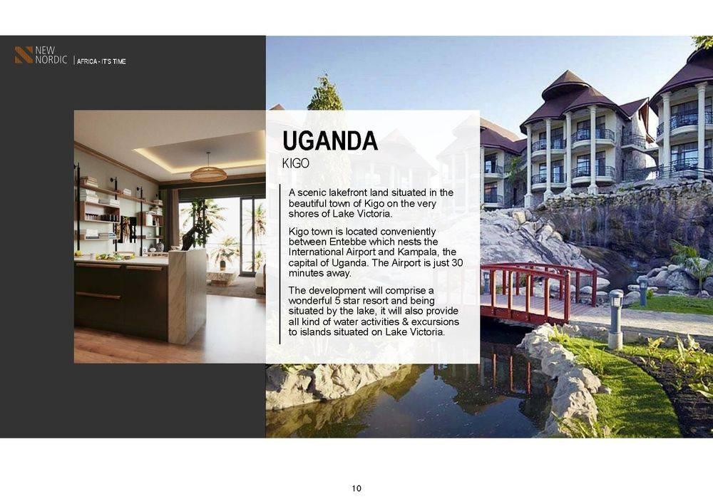 uganda investments ,zimbabwe victoria falls ,malawi 5 star resort in the lake ,salima lakefront malawi, kamuzu international airport , british & far east traders & partners, new nordic africa, african investments